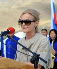"Natalia Solovieva: ""Tuva is the homeland of the Scythians"""