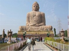 The tallest statue of the Buddha in Russia will stand in Tuva
