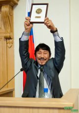 Tuvan water, khoitpak, yurts and salami passed the selective process of international contest