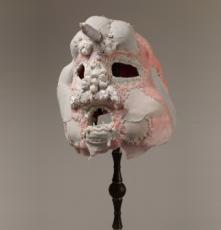 Exploring materials: Italian exhibition of Evgeny Antufiev, native of Tuva