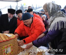 National festival in Tuva to say good-bye to winter