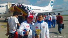 Lone Avalanche Survivor Wins Kickboxing Silver Medal