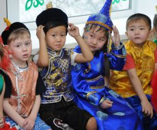 Shagaa Holiday was included in Tuvan Constitution in 1990