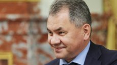 Shoigu believes that the capital city of Russia should be in Siberia