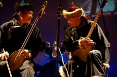 Tuvan throat singers to perform in Krasnoyarsk