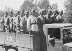 Tuvans were the first to open the second front