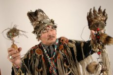 Visitors of theatre festival in Kazan will be purified by a shaman from Tuva