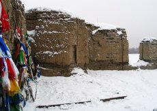"""Ethnocultural historical center """"Ustuu-Khuree"""" in Tuva"""